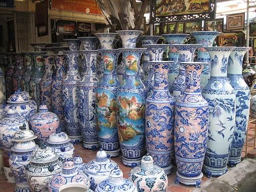 Du lịch quanh Hà Nội - Làng gốm Bát Tràng