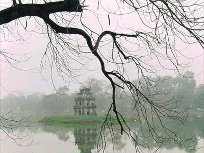 Du lịch Hà Nội - Hồ Gươm