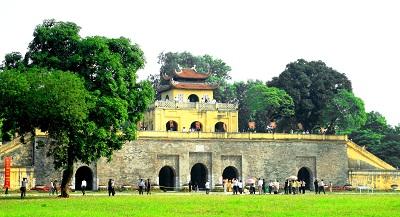 Du lịch Hà Nội - Hoàng Thành Thăng Long