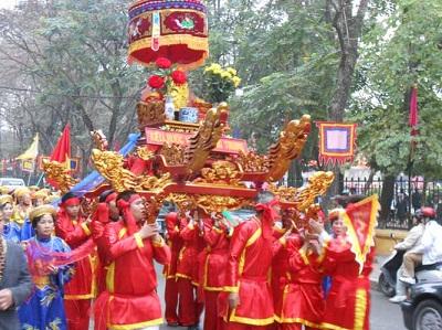 Du lịch Hà Nội - lễ hội Đống Đa