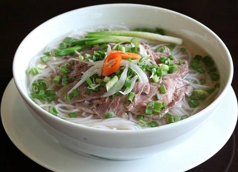 Món ngon Hà Nội: Phở bò