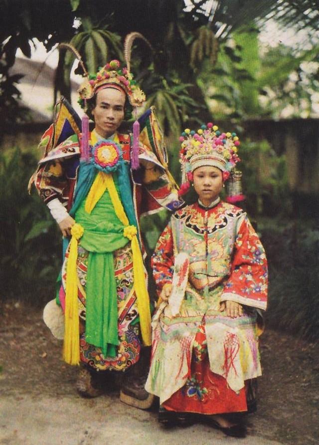 Những hình ảnh vô giá của Việt Nam 100 năm về trước