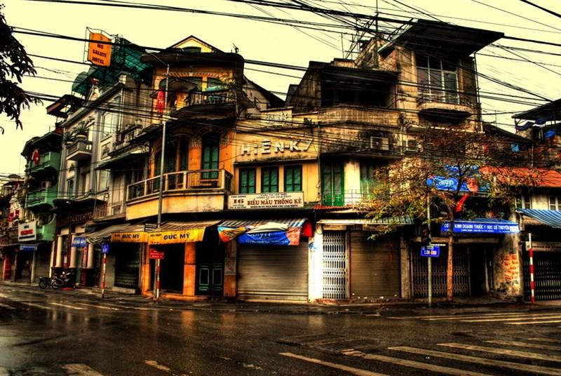 Du lịch Hà Nội - Phố cổ