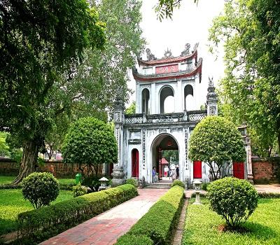 Du lịch Hà Nội - Văn Miếu Quốc Tử Giám