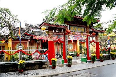 Du lịch hội quán Triều Châu