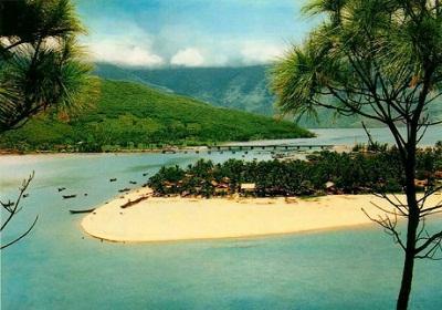 Du lịch Huế - biển Cảnh Dương