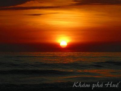 Du lịch Huế - biển Thuận An