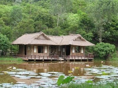 Du lịch Huế - chùa Huyền Không