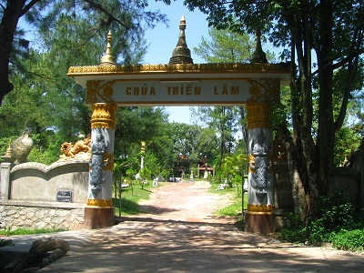 Du lịch Huế - chùa Thiền Lâm