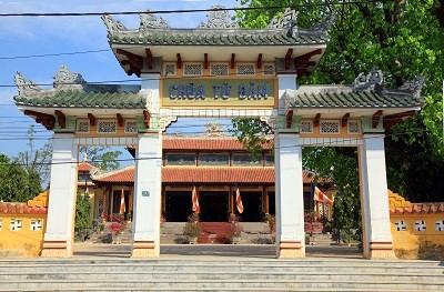 Du lịch Huế - chùa Từ Đàm
