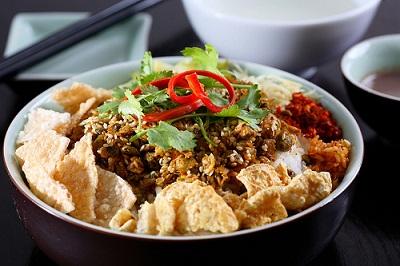 Cơm hến Trương Định