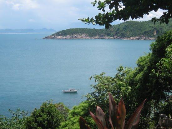 Hòn Chảo ở Huế