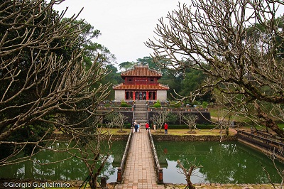 Du lịch Huế - lăng Minh Mạng
