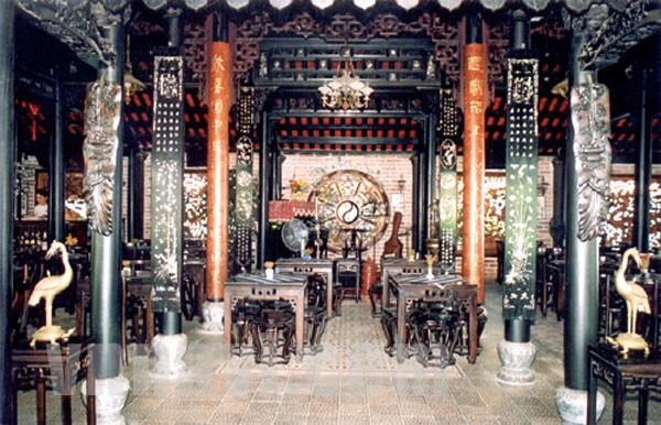 Nhà hàng - Cà phê Tịnh Lâm Nhi
