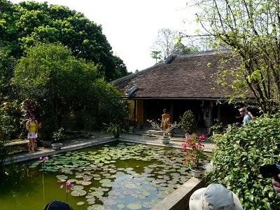 Du lịch nhà vườn Huế