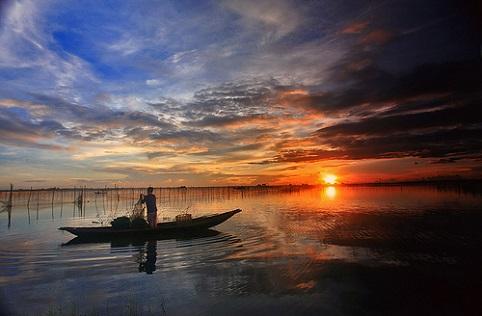 Du lịch Huế: Phá Tam Giang