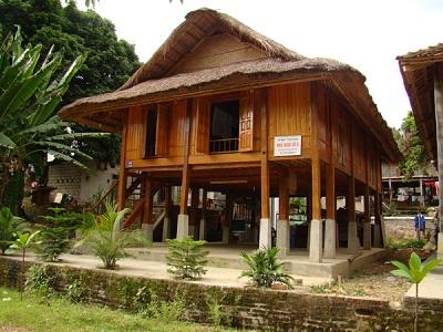 Nhà nghỉ Mai Châu