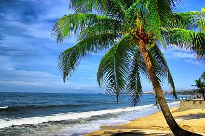 Mũi Nẽ thiên đường của biển