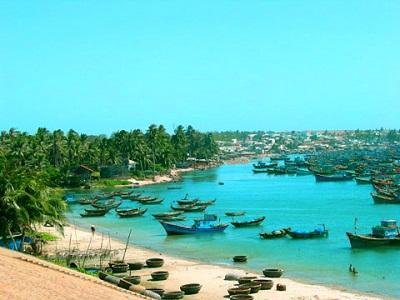 Du lịch Mũi Né - bãi biển hoang sơ