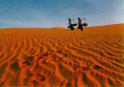 Du lịch Mũi Né - thiên đường cát
