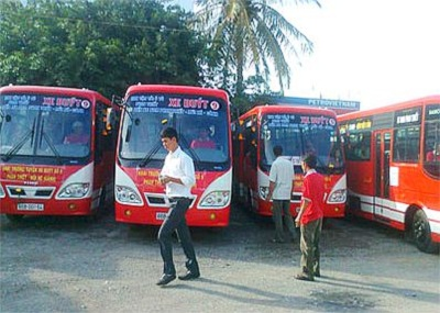 Du lịch Mũi Né với xe bus