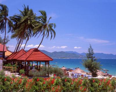 Du Lịch Nha Trang- Bờ Biển