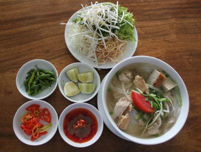 Du Lịch Nha Trang - Bún Cá Dầm