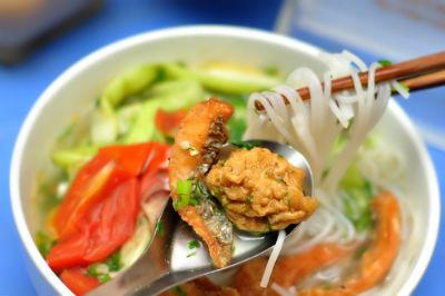 Du Lịch Nha Trang - Bún Cá