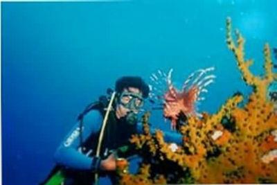 Du lịch Nha Trang- Lặn biển