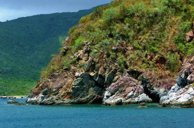 Vịnh đầm bấy Nha Trang
