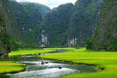 Du lịch khu sinh thái Tràng An