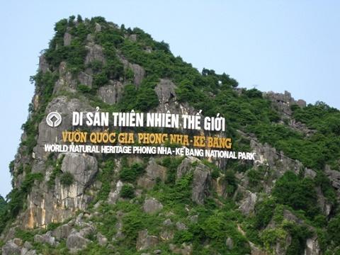 Những lý do khiến Động Phong Nha thu hút khách du lịch