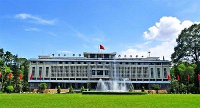 du lịch Sài Gòn - Dinh Độc Lập