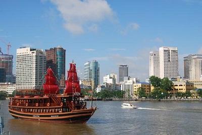 Du lịch đường thủy Sài Gòn
