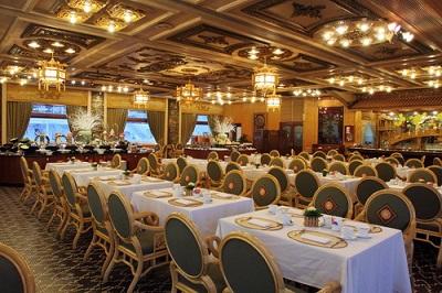 Du lịch Sài Gòn - khách sạn sang trọng