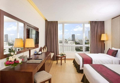 Du lịch Sài Gòn - khách sạn Royal