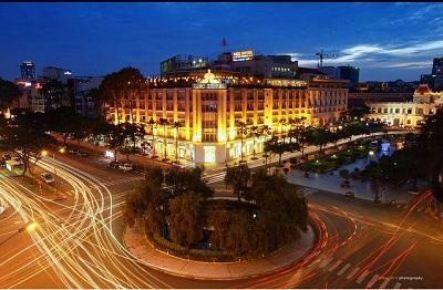 Du lịch Sài Gòn - khách sạn Rex