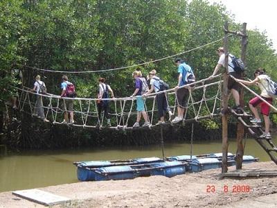 Du lịch sinh thái Sài Gòn