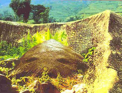 Điểm du lịch Sapa- Bãi đá cổ