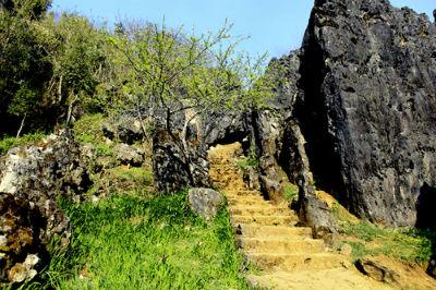 Điểm du lịch Sapa- Cổng Trời