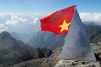 Điểm du lịch Sapa- Đỉnh Fansipan