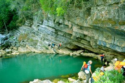 Điểm du lịch Sapa- Hang Tiên