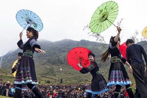 lễ hội Sapa