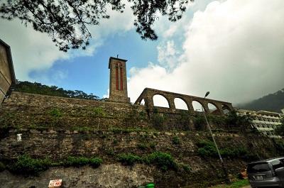 Du lịch Tam Đảo - Nhà thờ Cổ