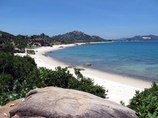 Biển Hải Tiến điểm du lịch hấp dẫn ở Thanh Hóa