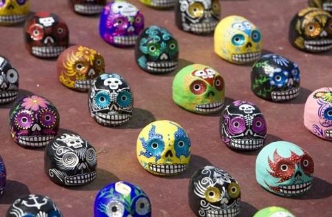 Lễ hội thế giới tháng 11: Lễ hội người chết Mexico