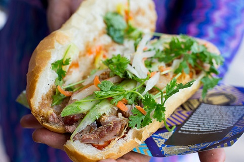Bánh mì Việt Nam được thế giới ưa chuộng