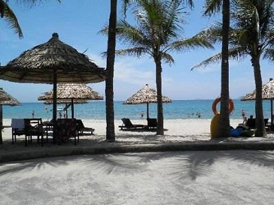 Du lịch Xuyên Việt - biển Cửa Đại