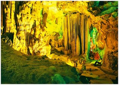 Du lịch Xuyên Việt - Động Phong Nha