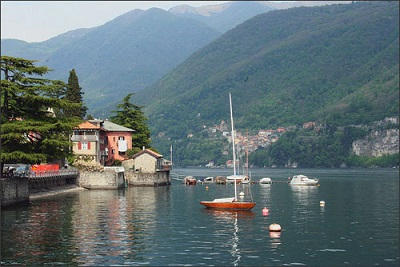 Hồ Como điểm du lịch Ý nổi tiếng